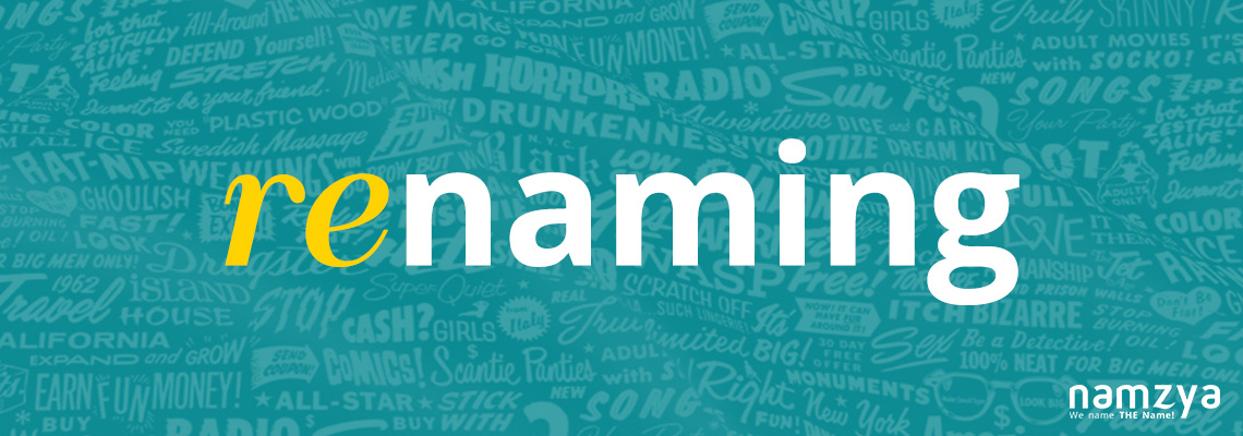 naming-versus-renaming